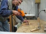 Изготовление лопаток для воблеров. I